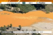 Animas River spill: 'It's a huge disaster'