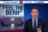 Bernie Sanders draws big crowds