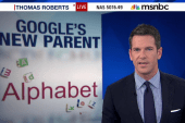 Google creates parent company: Alphabet