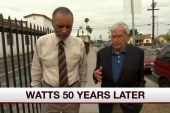 Brokaw travels back to Watts 50 years later