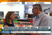 Immigration impact on small business