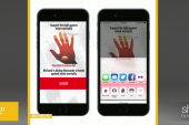 App lets you put art in the palm of your hand