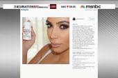 FDA issues warning to Kim Kardashian
