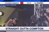 """Straight Outta Compton"" opens Friday"