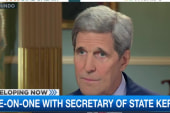Kerry promises to meet with dissidents