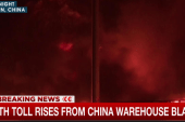 Chinese see blasts as 'bad omen'