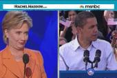Clinton a veteran of political battles