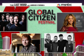 Colbert, Hayek to host Global Citizen...