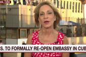 US embassy in Cuba set to re-open