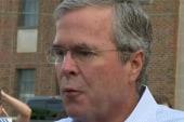 Jeb Bush -- an outsider?