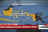 Plane goes missing over eastern Indonesia