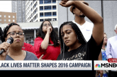 How 'Black Lives Matter' is influencing 2016