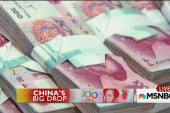 What China's big currency drop means for US