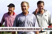 Can Bush outrun his brother's shadow on Iraq?
