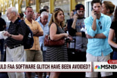 Computer glitch causes travel nightmare