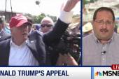 Trump leads latest poll