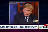 Trump's 1999 'Meet the Press' appearance