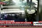 Report: Second explosion hits Bangkok