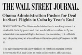 Report: US, Cuba airline service could begin