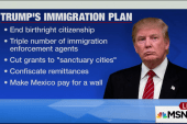 Trump: End birthright citizenship