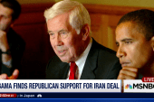 Lugar: Iran deal 'crucial' to peace