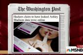 Ashley Madison data released?