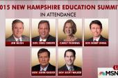 6 GOP hopefuls to join Education Summit