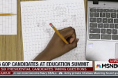 GOP Candidates take on education summit