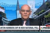 Longtime Clinton adviser defends low polling
