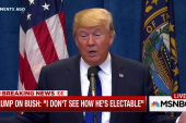 Trump on Jeb Bush: 'I don't see how he's...