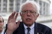 Sanders looks to maintain momentum