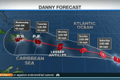 'Danny' is first hurricane of 2015