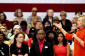 Clinton email controversy hangs over campaign