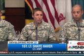 First women graduate from Army Ranger School