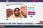Photog helps raise $2m for Pakistan activist