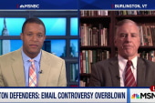 Howard Dean on Clinton email response