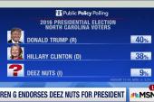 Warren G endorses Deez Nuts