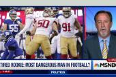 Most dangerous man in football?