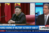 Will North Korea take military action?