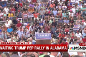 Trump takes Mobile, Alabama
