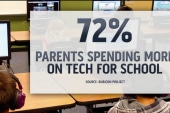 Most school shopping will include technology