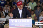 The path to the nomination for Donald Trump