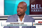 Trymaine Lee talks about policing post...