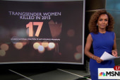 17 trans women killed since start of 2015