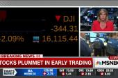 What's behind plummeting stocks?
