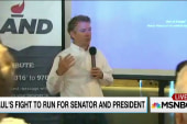 Rand Paul given way to run for two offices
