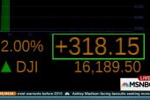 Stocks open with major rebound