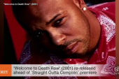 Inside 2001's initial film on Death Row...