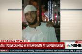 Terror investigation opened into train attack