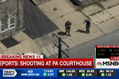 Reports of shooting at PA courthouse